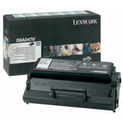 Lexmark 08A0478 TONER (eredeti)