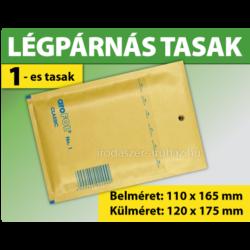 LÉGPÁRNÁS TASAK BARNA W1-es BORÍTÉK (1000 DB FELETT) A/11