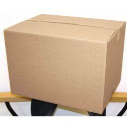 Kartondoboz 39,2x39,2x28,8 cm,1/6 (10db/csomag)