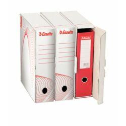 """Archiváló doboz, iratrendezőnek, 97 mm, újrahasznosított karton, ESSELTE """"Standard"""""""