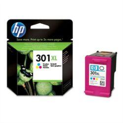 HP 301XL színes tintapatron (CH564EE), eredeti