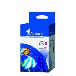 37A Tintapatron Business InkJet 1000 sorozat, 2200 nyomtatókhoz, VICTORIA vörös, 28ml (kompatibilis)
