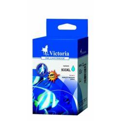 933xl Tintapatron OfficeJet 6700 nyomtatóhoz, VICTORIA  kék, 15ml (kompatibilis)