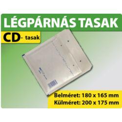 CD TASAK BORÍTÉK (FEHÉR) LÉGPÁRNÁS