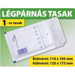 LÉGPÁRNÁS BORÍTÉK (FEHÉR) 1-es TASAK (1000 DB ESETÉN)