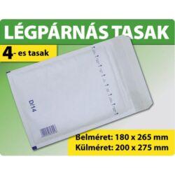LÉGPÁRNÁS BORÍTÉK (FEHÉR) 4-es TASAK (1-999 DB ESETÉN)