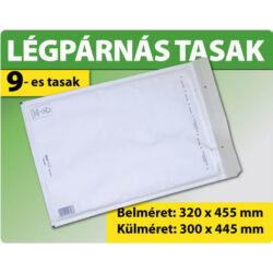 LÉGPÁRNÁS TASAK FEHÉR W9-es BORÍTÉK (10000 DB FELETT) I/19