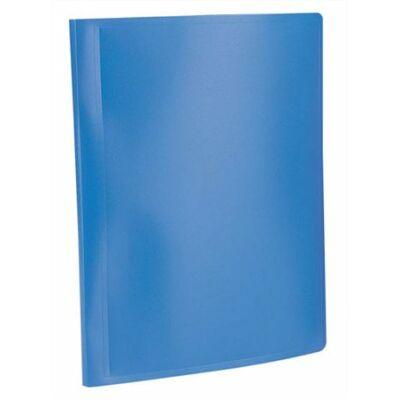 """Bemutatómappa, 20 zsebes, A4, VIQUEL """"Standard"""", kék"""
