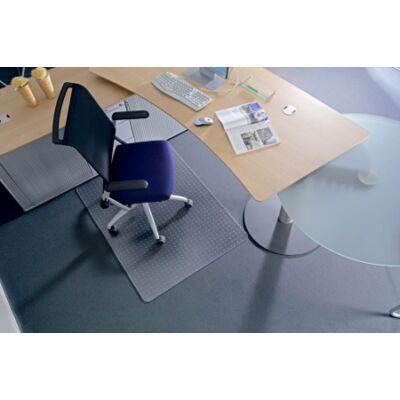 """Székalátét, szőnyegre, E forma, 90x120 cm, RS OFFICE """"Roll-o-Grip"""""""
