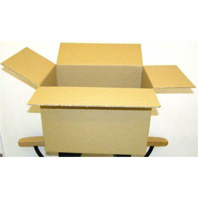 Kartondoboz 39,2x29,2x25 cm, 1/8 (10db/csomag)