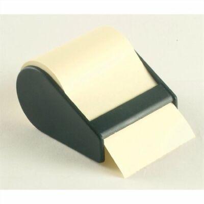 "Öntapadó jegyzetpapír henger, 60 mm x 10 m, adagolóval, ESSELTE ""Contacta"""