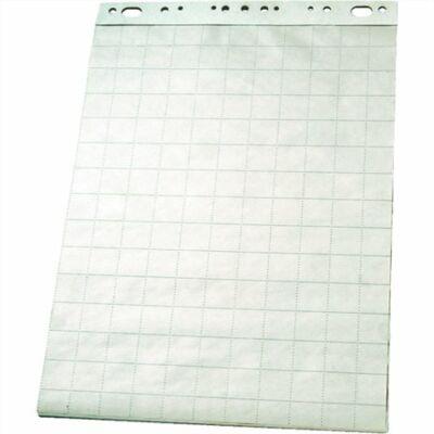 Flipchart papír, sima-kockás, 60x85 cm, 50 lap