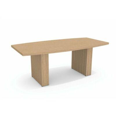 """Tárgyalóasztal, 200x100 cm, MAYAH """"Grand GR-23"""", kőris"""