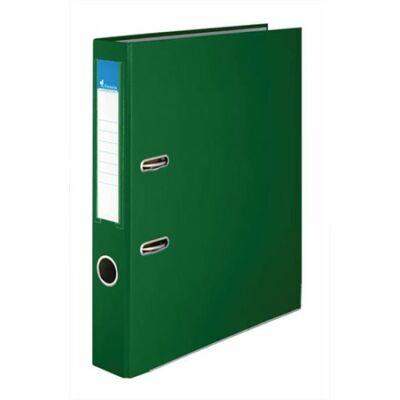Iratrendező, 75mm, zöld 10 DB