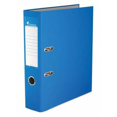 Iratrendező, 75mm, kék