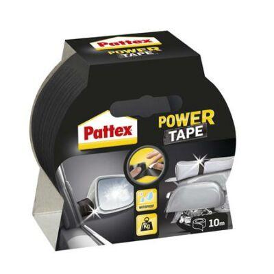 """Ragasztószalag, 50 mm x 10 m, HENKEL """"Pattex Power Tape"""", fekete"""