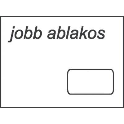 LC6 ÖNTAPDÓS ABLAKOS BNY. BORÍTÉK 1000 DARAB