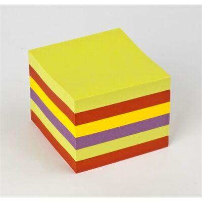 "Öntapadó jegyzettömb, ""Z"", 76x76 mm, 6x90 lap, 3M POSTIT, ""Super Sticky"", Marrakesh"