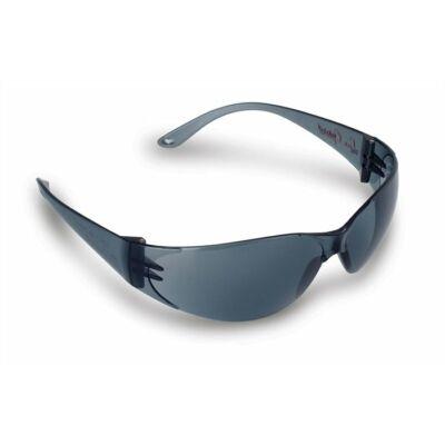 """Védőszemüveg, sötétített, fényvédő lencsével, """"Pokelux"""", fekete"""
