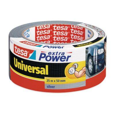 """Ragasztószalag, 50 mm x 25 m, TESA """"extra Power"""", ezüst"""