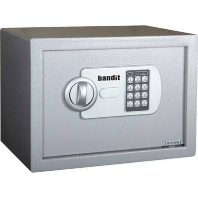 """Lemezszekrény, elektronikus zár, 16l, 250x350x250 mm, BANDIT """"Novice EL/2"""""""