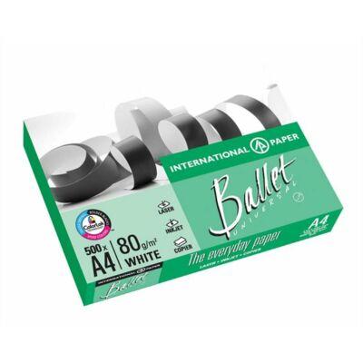 Fénymásoló papír A4, 80g, BALLET 100 CSOMAG