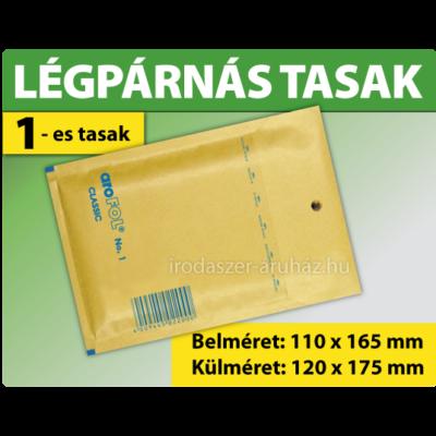 LÉGPÁRNÁS TASAK BARNA W1 BORÍTÉK A/11 1000 DARAB