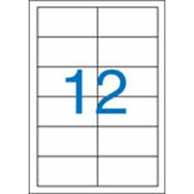 ETIKETT 97x42,4 mm-es