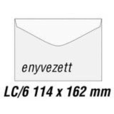 LC6 ENYVEZETT BORÍTÉK