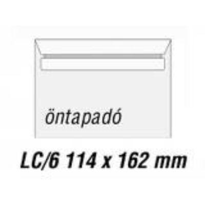 LC6 ÖNTAPADÓS BORÍTÉK 1000 DARAB
