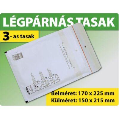 LÉGPÁRNÁS TASAK FEHÉR W3 BORÍTÉK C/13 1000 DARAB